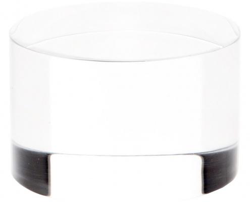 Round Shaped Clear Acrylic Blocks-4