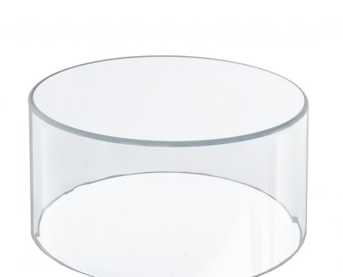 Acrylic Cylinder Display Case-1