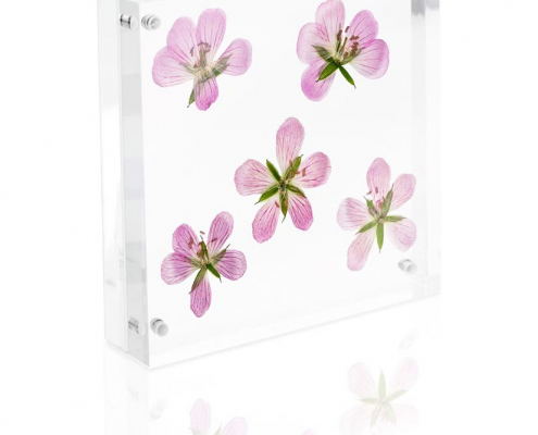 Acrylic Magnetic Block Frame