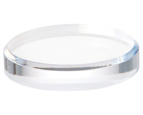 Clear Acrylic Round Display Base-2