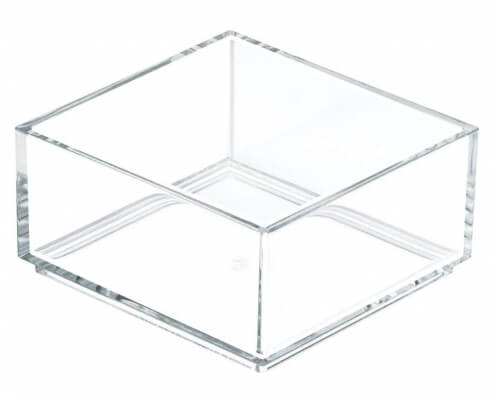 5 Sided Desktop Acrylic Display Boxes-5