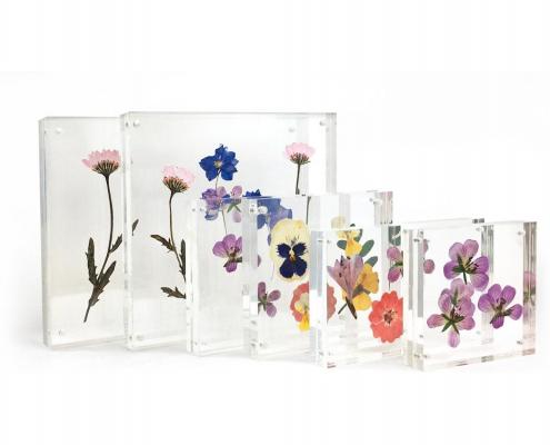 Acrylic Magnetic Block Frame-3