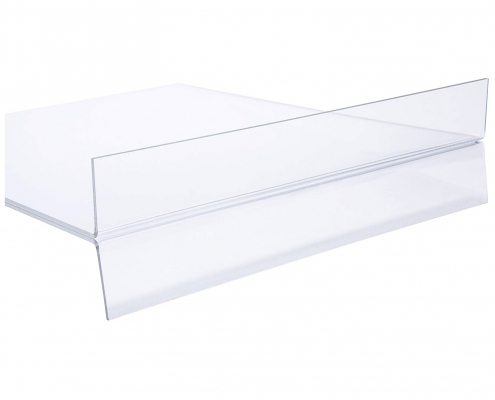 Acrylic T-Shaped Sign Holders-3