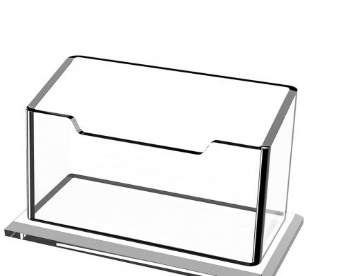 Acrylic Business Card Holder-1