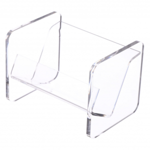 Tabletop Acrylic Business Card Display Holder