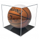 Clear Square Basketball & Football Display Box