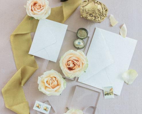 Beautiful Acrylic Transparent Blocks For Wedding-4