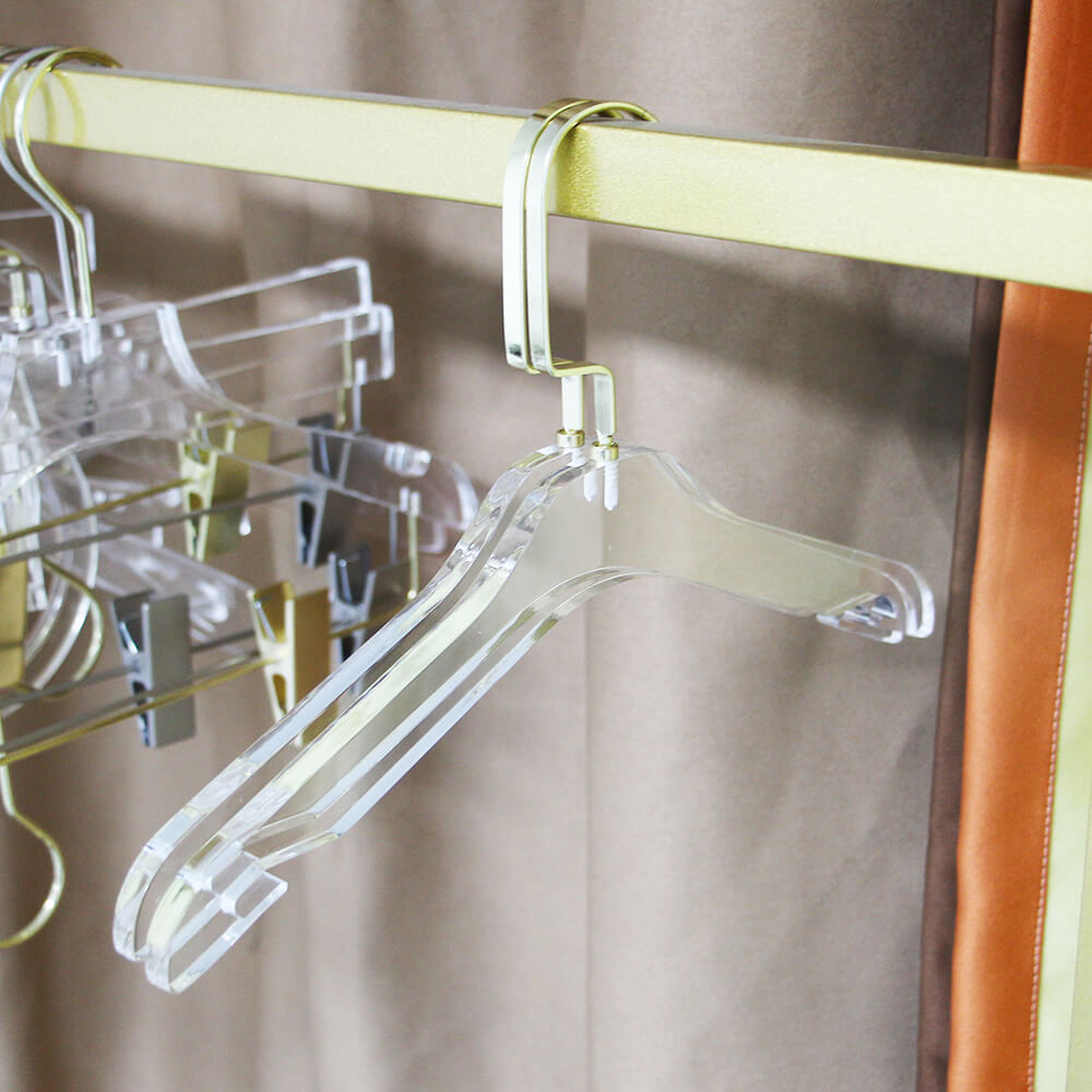 Acrylic Kids Clothes Hanger Best Hangers Wholesaler
