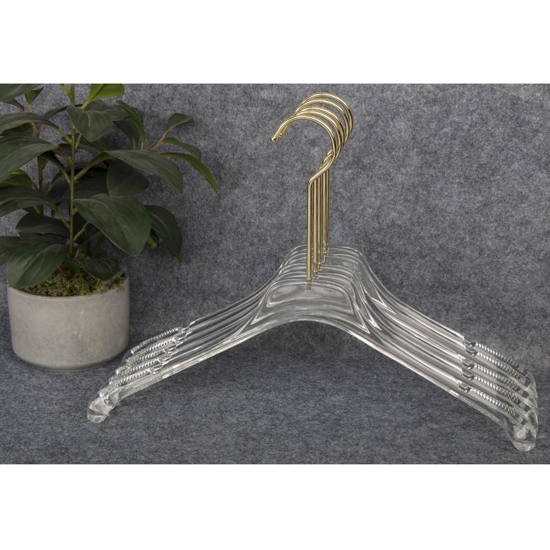 Best clothes hangers acrylic coat hangers 40cm wide 22mm thick