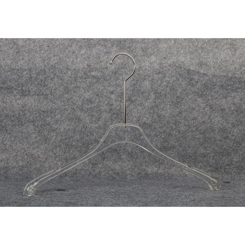 Custom hangers wholesale 40cm wide thick heavy duty hanger
