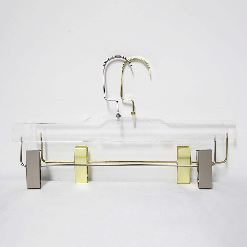 acrylic hangers clear wholesale clothes hangers for dress pants
