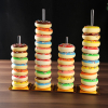 Gold Acrylic Donut Stands Donut Bar Wedding Donut Stands Decoration Birthday Party Supplies Baby Shower Holder 1
