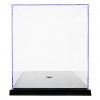 31x17x19cm DIY Assembly Transparent Acrylic Display Case Car Boat Toy Dustproof Storage Show Box For Action 3