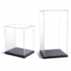 Acrylic Action Figures Model Transparent Display Case Toy DIY Assembling Storage Box Collectibles Cabinets Toys 4