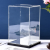 Acrylic Action Figures Model Transparent Display Case Toy DIY Assembling Storage Box Collectibles Cabinets Toys 5