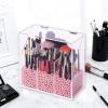 Multi style PS Acrylic Makeup Organizer Cosmetic Holder Makeup Tools Storage Pearls Box Brush Accessory Organizer 1