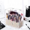Multi style PS Acrylic Makeup Organizer Cosmetic Holder Makeup Tools Storage Pearls Box Brush Accessory Organizer 2